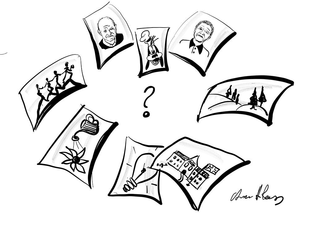 Ideer til logo